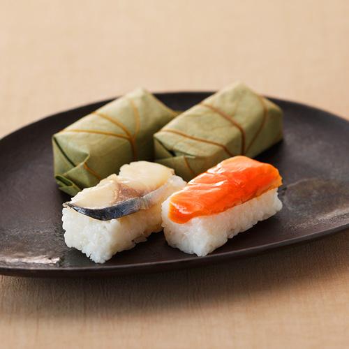 葉 寿司 の 柿